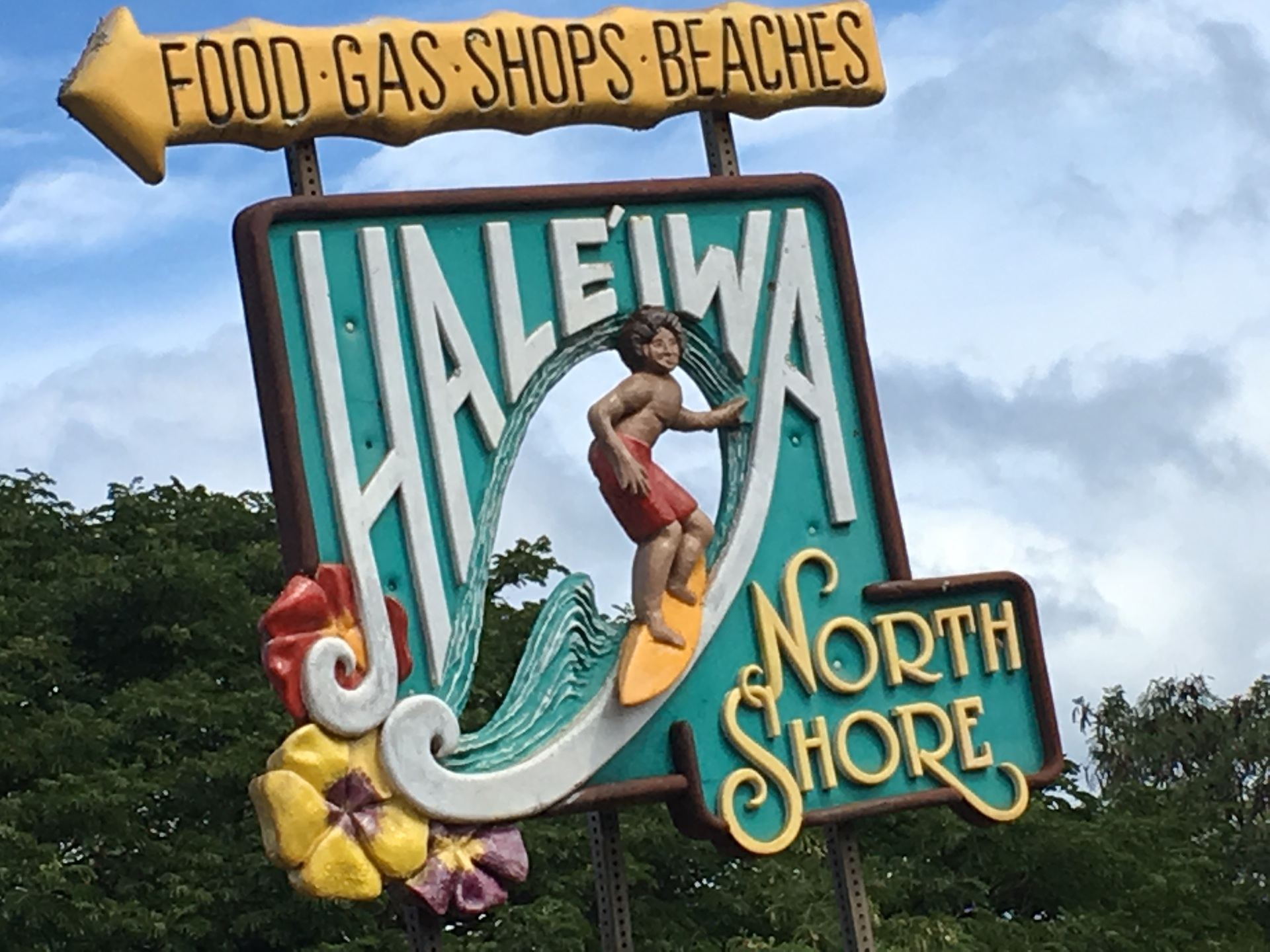 Haleiwa (SBC Week 9) – Naho's Blog!